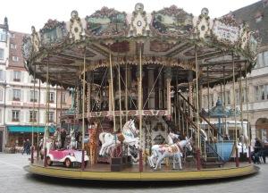 1Strasbourg carousel
