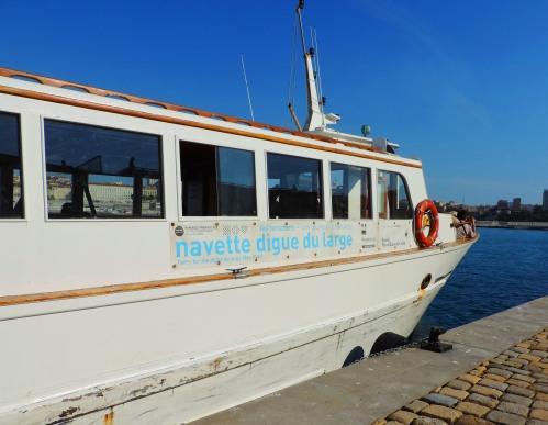 Free Ferry Boat