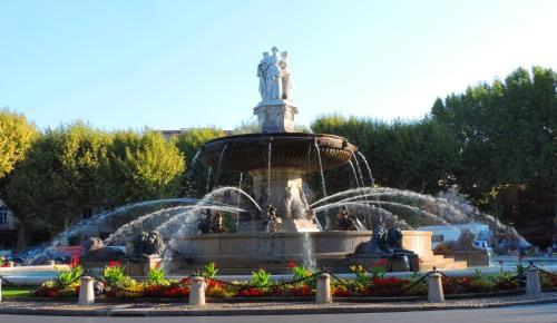 rotande fountain
