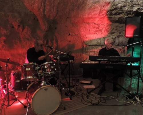 Music in the wine caves