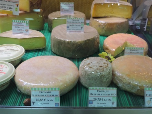 Stinky Cheese!